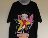 Vintage Betty Boop Universal Studios Tshirt