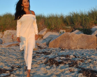 Off The Shoulder Tunic (bamboo)