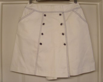 Vintage 1960's White Stag Culottes