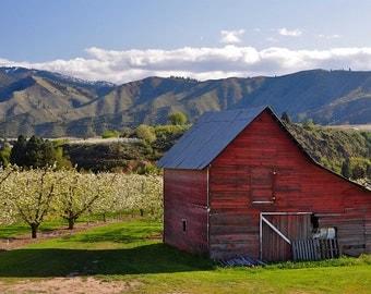 Fine Art Photo photo near Monitor, Washington (IDWA0013)