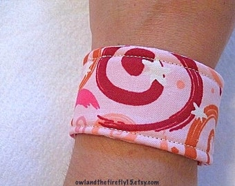 Adjustable Wrist Cuff Bracelet / Replacement Band for Ribbon Watch - Far Out