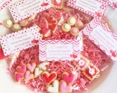 RESERVED FOR ANNAGHANK only please Mother's Day Cookie Favors (10 dozen)