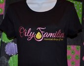 Oily Family Shirt (front design only)