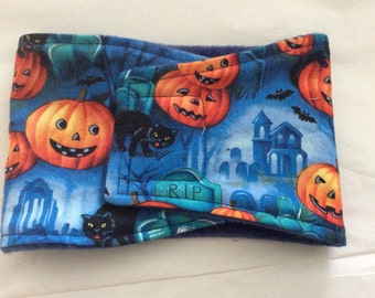 Halloween Dog Belly Band - Male Dog Diaper - Graveyard - Available in all Sizes
