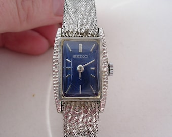 Vintage Lady's Seiko Wristwatch