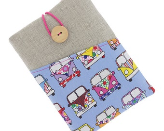 Padded sleeve for eBook / eReader / Kindle Touch / Kindle Paperwhite / Kobo Glo