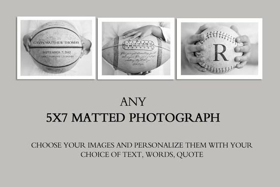 inspiredartprints, Affordable Artwork, Home Decor Print, Room Art, Decorative Art, Fine Art Photo, 5x7 Matted Photograph, Gifts Under 25