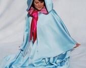 Fairy Godmother Cape, Waist Length, Adult