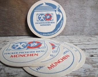 German Beer Coasters Etsy