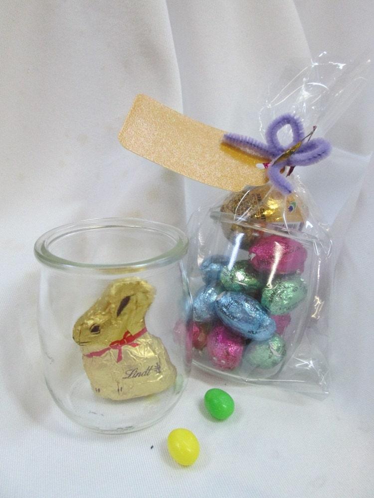 French yogurt jars 12 small glass jars for crafts diy wedding for Crafts using glass jars