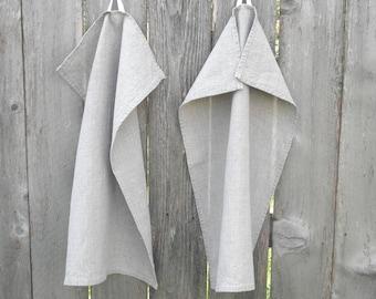 Linen Towel, Linen Kitchen Towel, Rustic Linen Towel, Linen Tea Towel