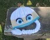 FROZEN Elsa Crochet Beanie Babies to Tween