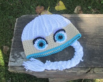 FROZEN Elsa Crochet Beanie Babies to Tween