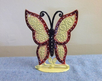 Butterfly - Torino Metal Earring Display