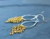 Tassel Earring, Dangly Earring, Jewelry, Boho Jewelry