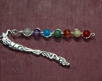 Chakra Rainbow Bookmark - Feng Shui Jewelry-Reiki Energy-Chakra-Aura Balancing