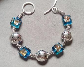 Silver Bells Bracelet