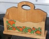 Pumpkin Patch letterbox