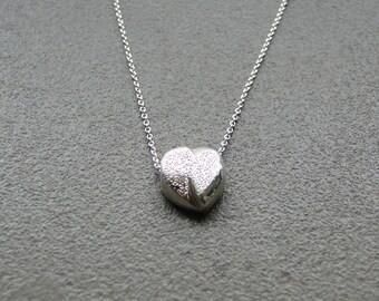 Heart Sparkle Necklace