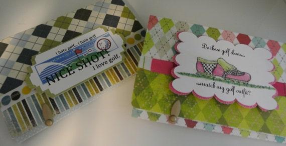 Wedding Custom Golf Tee Matchbook Favor Reserved By Artcabanajojo