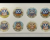 Owltastic - Stickers