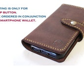 ADDING or SWITCHING to a SNAP closure on your new smart phone wallet