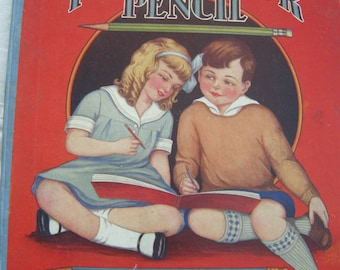 You and Your  Pencil a vintage educational book