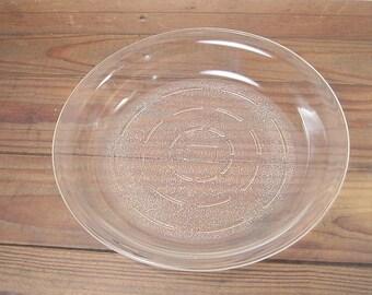 Vintage Glasbake Pie Plate