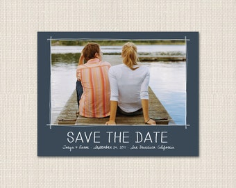 PICTURE PERFECT Save the Date - DEPOSIT
