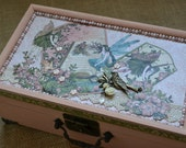 Pink fairy Jewelry Box