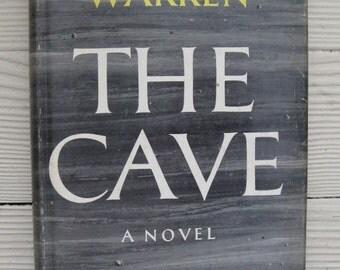 the cave robert penn warren first edition hard back dust jacket 1959 mid century fiction