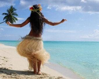 ISLAND GIRL - 2, or 4 fl oz - Aromatic Fruity Perfume, or a 10 ml Parfum Oil Roll-On - Accords; Tropical, Sweet, Fruity, Coconut, Milky