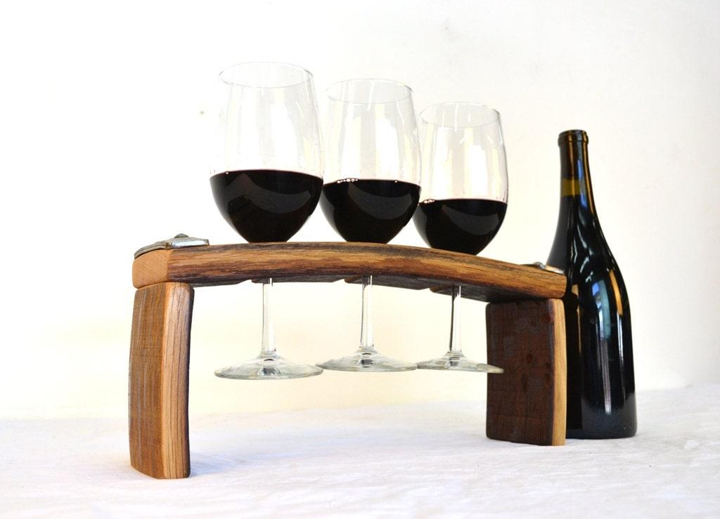 Wine Flight Volo Wine Flight Glass Holder