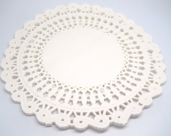 BULK DOILIES - Qty 180 - Paper Lace - Shabby Chic - Rustic Elegance - Lace wedding  - wedding