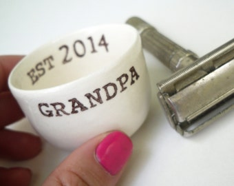 gift for grandpa keep grandfathers ring safe while he does yard work, shaves or has gone fishing great gift for new grandfather to be