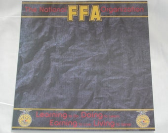FFA 12x12 Learing to do paper