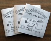 Bookbinding How-to-do-it Zine 3