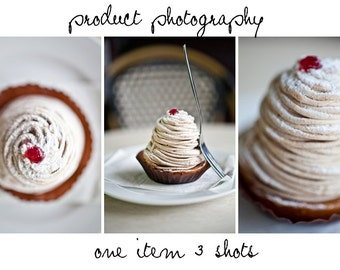 Styled PRODUCT Photography, Commercial Product Photos, Professional Product Photos, 3 Product Shots, One Item, Online Shop Photography