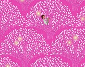 Wee Wander - Rose Tree Lights - Sarah Jane for Michael Miller cotton quilting fabric - BTY