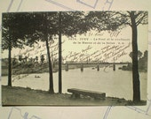 Ivry - 1917 - Antique French Postcard
