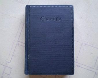 Samtliche Werke in vier Banden - by Adelbert von Chamisso - Circa 1920 - Poetry - German