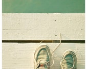 Wall Art, Summer Cottage, Photography, Pastels, Cottage Decor, Beach, Lake, Cabin, Print