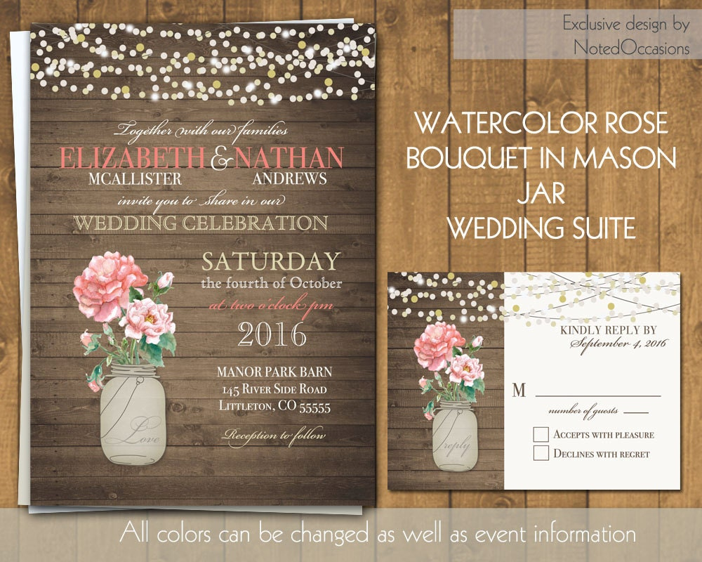 Elegant Fall Wedding Invitations was perfect invitation ideas
