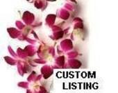 Custom Listing for Nortne