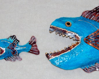 Fish biting Fish biting Fish