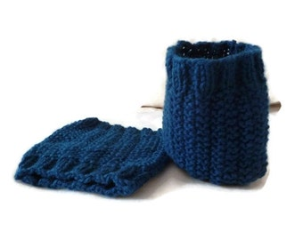 ON SALE / CLEARANCE - Womens Boot Cuffs, Boot toppers, Knit Boot Cuffs, Winter Cuffs