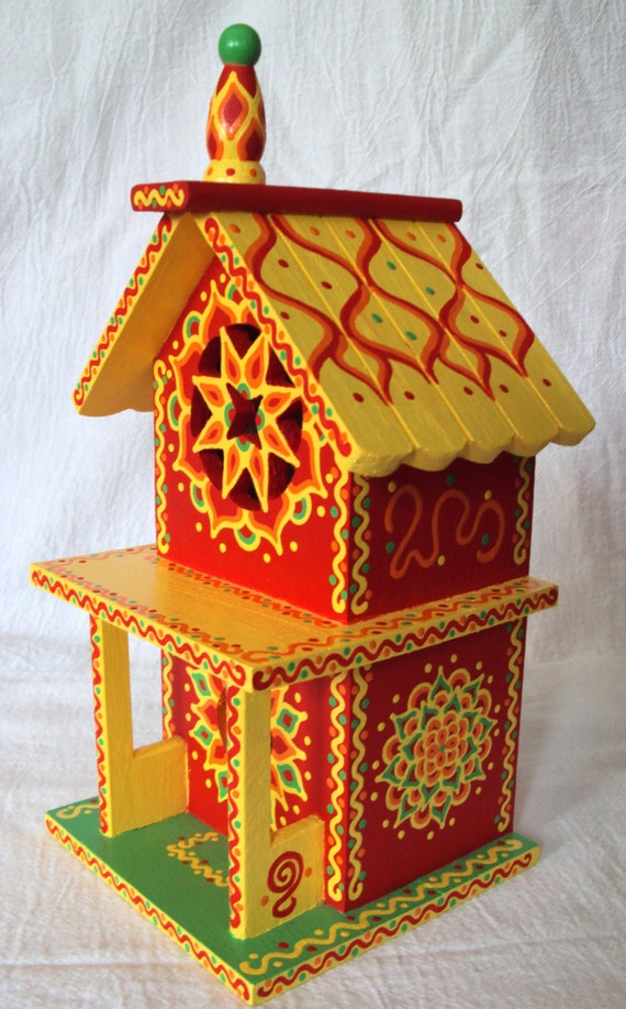 il_570xN.509186143_bo2j Paint Story Bird House Designs on wooden bird house designs, glitter bird house designs, ceramic bird house designs, birdhouse painting designs, paint crafting, plastic bird house designs,