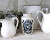 Vintage Creamery Jar Crock