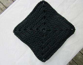 Potholder (Large/Black)