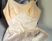 vintage Camisole, nude